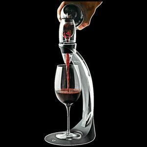 Vinturi Deluxe Wine Aerator Set With Tower